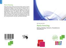Bookcover of Penis Fencing