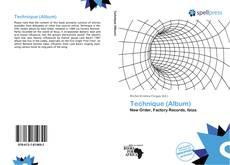 Bookcover of Technique (Album)
