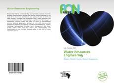 Buchcover von Water Resources Engineering