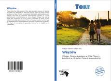 Capa do livro de Wiązów