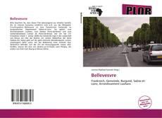 Bookcover of Bellevesvre