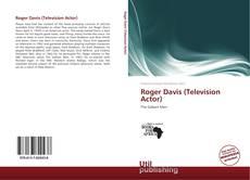 Capa do livro de Roger Davis (Television Actor)