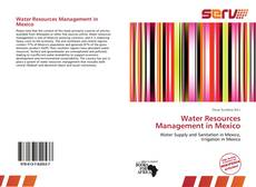 Обложка Water Resources Management in Mexico