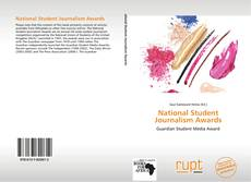 Portada del libro de National Student Journalism Awards