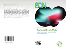 Technical Death Metal的封面