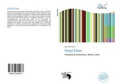 Borítókép a  Vinyl Ether - hoz