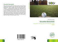 Copertina di Osvaldo Batocletti