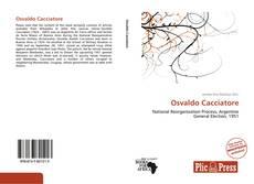 Copertina di Osvaldo Cacciatore