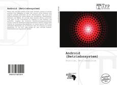 Bookcover of Android (Betriebssystem)