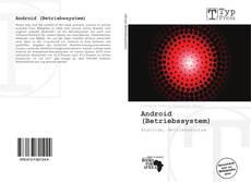 Portada del libro de Android (Betriebssystem)