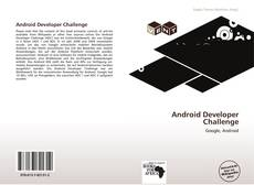 Bookcover of Android Developer Challenge