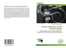 Bookcover of Water Pollution in the United States