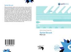 Portada del libro de Spital Brook