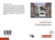 Couverture de Belleville (Paris)