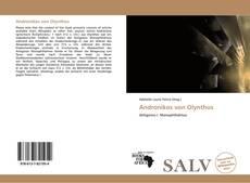 Capa do livro de Andronikos von Olynthos