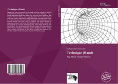 Bookcover of Technique (Band)