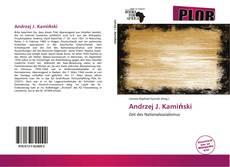 Capa do livro de Andrzej J. Kamiński