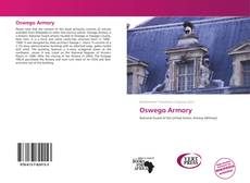 Bookcover of Oswego Armory