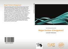 Couverture de Roger Fenton (Clergyman)