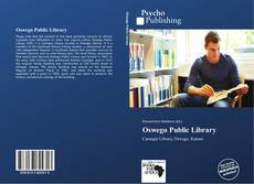 Bookcover of Oswego Public Library