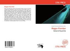 Bookcover of Roger Ferriter