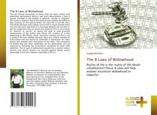 Capa do livro de The 8 Laws of Widowhood