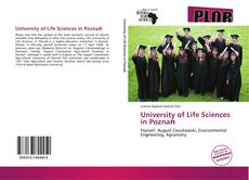 Bookcover of University of Life Sciences in Poznań