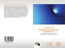 National Synchrotron Light Source的封面