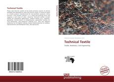 Bookcover of Technical Textile