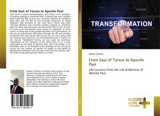 Bookcover of From Saul of Tarsus to Apostle Paul