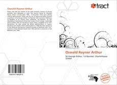 Bookcover of Oswald Raynor Arthur
