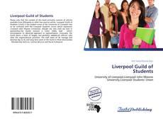 Portada del libro de Liverpool Guild of Students