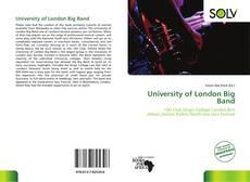 University of London Big Band的封面