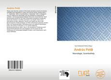 Portada del libro de András Pető