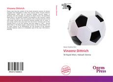 Bookcover of Vinzenz Dittrich