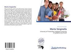Bookcover of Marta Verginella