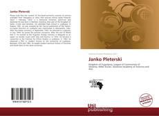 Buchcover von Janko Pleterski