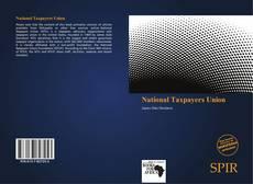 Capa do livro de National Taxpayers Union