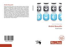 Bookcover of André Beaudin
