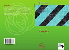 Bookcover of André Bloc