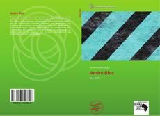 Portada del libro de André Bloc