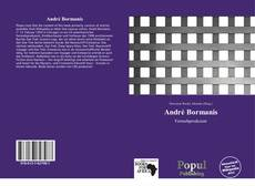 Bookcover of André Bormanis