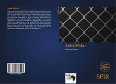 Bookcover of André Bücker
