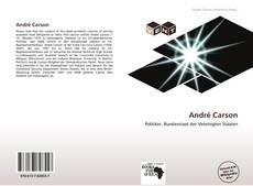 Copertina di André Carson