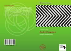 Bookcover of André Chapelon
