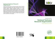 Bookcover of National Technical Research Organisation