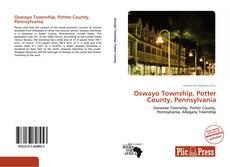 Обложка Oswayo Township, Potter County, Pennsylvania