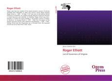 Buchcover von Roger Elliott