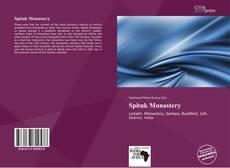 Spituk Monastery kitap kapağı