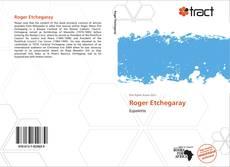 Portada del libro de Roger Etchegaray